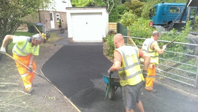 Driveways in Bournemouth