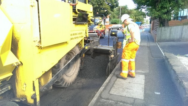 Dorset resurfacing