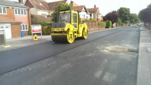 Dorset Road Resurfacing