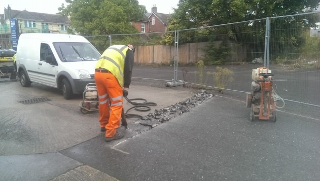 Commercial Surfacing Services