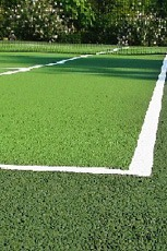 Astroturf surfacing in Bournemouth